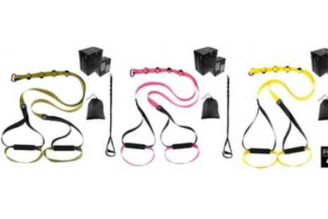Groupon Goods Global GmbH - Body Weight Suspension Sling Trainer - Save 55%