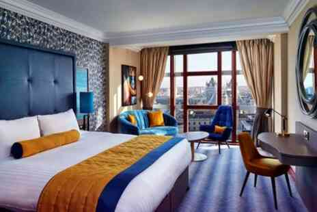 Leonardo Royal London City - Executive Room for Two with Breakfast and Spa Treatment - Save 0%