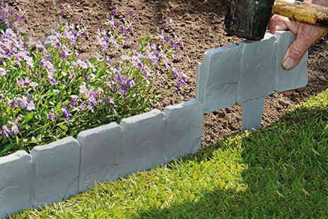 Ram Online - Five metre lawn edging border - Save 0%