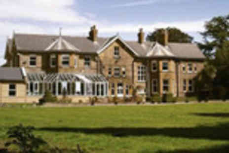 Burn Hall Hotel - One night B&B break with three course meal - Save 59%