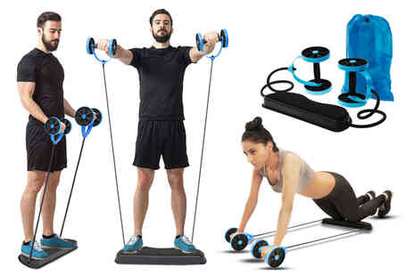 Direct Sourcing - Multifunctional ab resistance machine - Save 0%