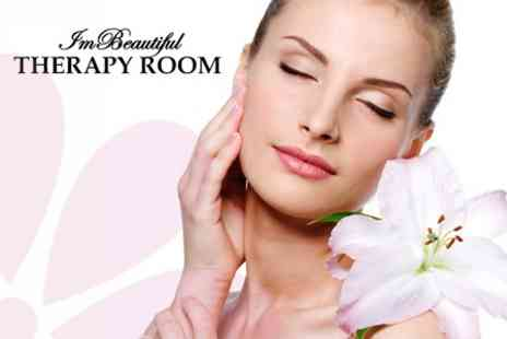 Im Beautiful - Three Sessions of Facial Thread Vein Treatment - Save 80%