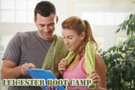 Leicester Bootcamp - Health & fitness check up including blood pressure, nutrition & postural analysis - Save 75%