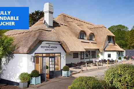 Pebble Hotels - Two nights Hampshire stay with dinner - Save 61%