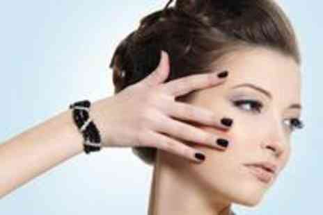 Rouge Hair & Beauty - Gel finger nails, eyebrow wax and tint plus an eyelash tint - Save 73%