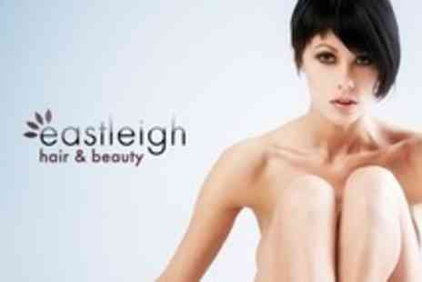 Eastleigh Hair & Beauty - Six Sessions of IPL Hair Removal on One Large Area or One Medium Area and Two Small Areas - Save 89%