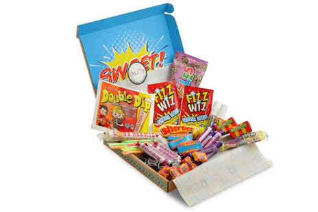flowers delivery 4 u - Retro sweets hamper - Save 0%