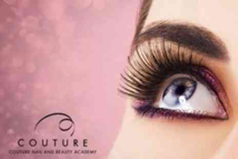 Couture Nail Academy - Eyelash Extensions - Save 16%