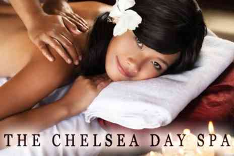 The Chelsea Day Spa - Facial Plus Back, Neck, Shoulder and Scalp Massage - Save 66%