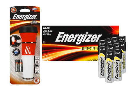 Avant Garde - Energizer 2 in 1 lantern torch with two AA batteries - Save 0%