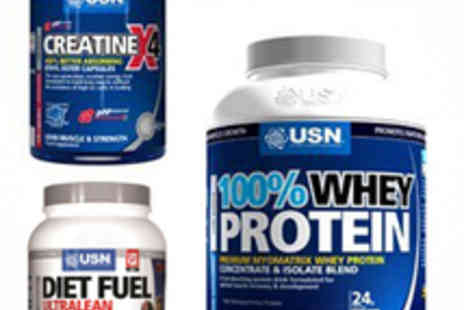 USN - Spend on Nutrition Products - Save 55%