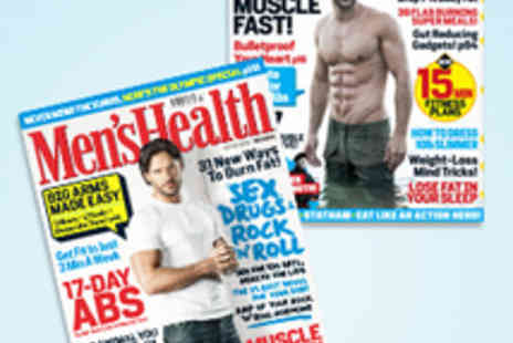 Mens Health - One Year Subscription - Save 54%