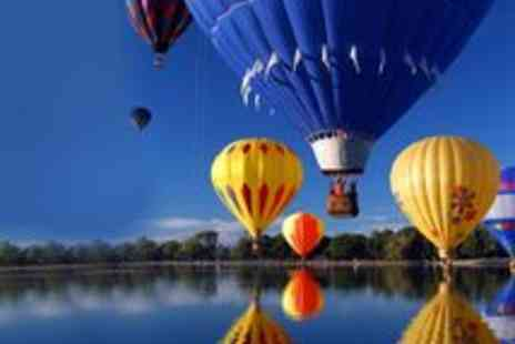 Barefoot Promotions - Hot Air Balloon Experience - Save 61%