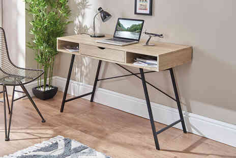 Gablemere - Desk with a drawer - Save 0%