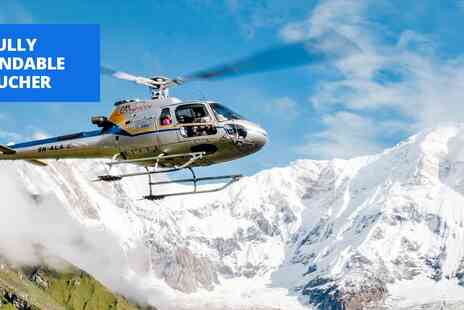Prime Himalayas - 11 Nights Everest base camp trek with helicopter flight - Save 0%