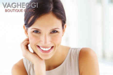 Vagheggi - Laser face and neck treatment - Save 80%