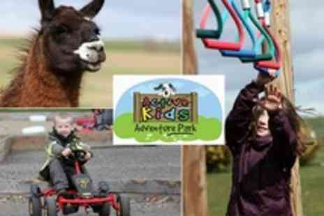 Active Kids Adventure Park - Family Admission - Save 52%