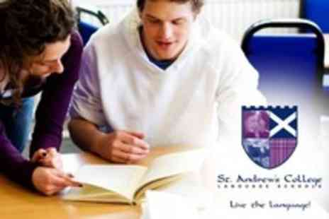 St Andrews College Language Schools - 20 Hour Spanish Lessons Course For One - Save 74%
