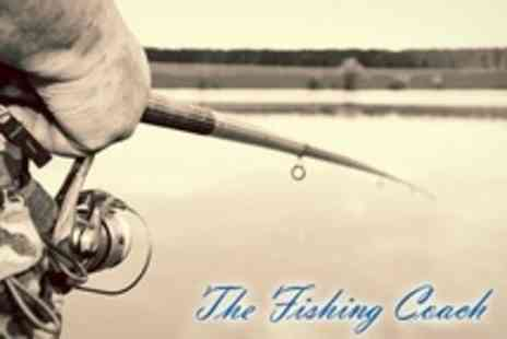 The Fishing Coach - Half Day of Beginners Fishing Lessons - Save 64%