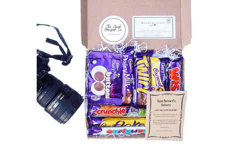 The Good Hamper Co - Cadbury chocolate letterbox hamper - Save 45%