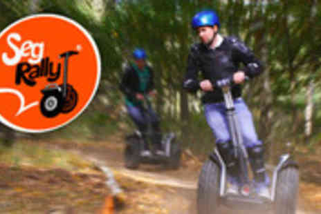 SegRally - Segway rally experience for one person - Save 58%