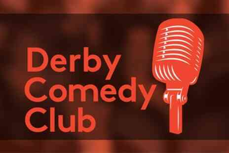 The Derby Conference Centre - DC Comedy Club Tickets for Two with Optional Meal - Save 0%