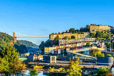 Jurys Hotel Management - A central Bristol hotel stay for two people or a family of four with breakfast - Save 42%