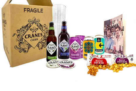 Cranes Drinks - Small Pub In A Box - Save 0%