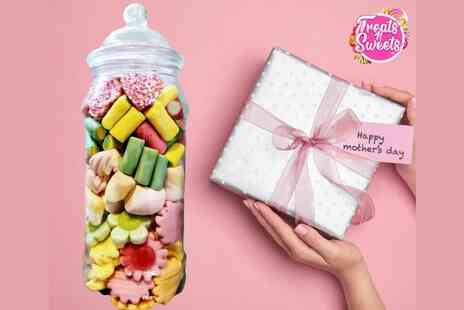 Treats N Sweets - 970ml Special Mothers Day Jar - Save 40%