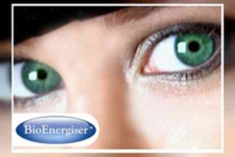 BioEnergiser - Miracle Eyes contour patches - Save 90%