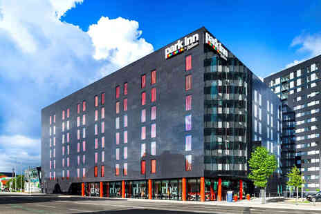 Park Inn by Radisson - A stay Manchester City Centre for two in a superior room - Save 45%