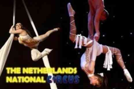 The Netherlands National Circus - Two Adult Tickets - Save 60%
