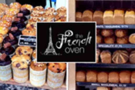 The French Oven - Voucher to spend on baked treats - Save 57%