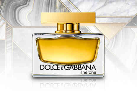 Beauty Scent - 50ml EDT bottle of Dolce & Gabbana The One For Her - Save 45%