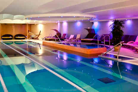 Bannatyne Spa - Five hour spa access for two people - Save 52%