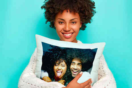 Printerpix - Customised cushion cover - Save 44%