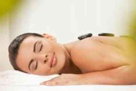 Beauty LA - Dermalogica Time Precious facial a hot stone back neck and shoulder massage plus a face and scalp massage - Save 73%
