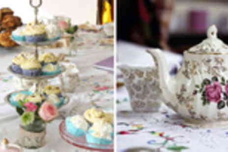 Sugar Junction Tea Rooms - Vintage themed afternoon tea for two - Save 45%