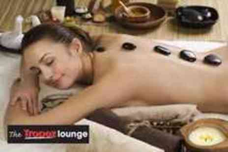 The Tropez Lounge - 90 minute luxury Thai facial, hot stone massage and body exfoliation - Save 72%