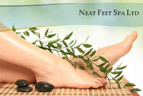 Neat Feet - Thirty Minute Garra Rufa Spa Therapy - Save 64%