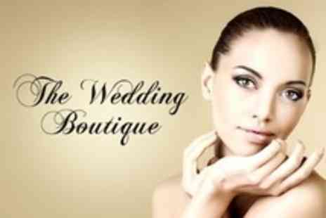 The Wedding Boutique - Three Microdermabrasion Sessions - Save 79%