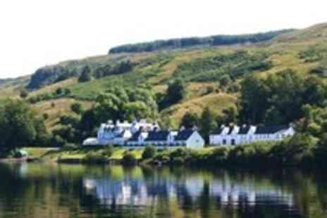 Portsonachan Hotel - Two Night Stay For Two With Three Course Dinner and Breakfast - Save 52%