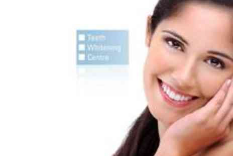 Teeth Whitening Centre - LED Home Teeth Whitening Kit - Save 85%