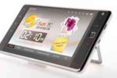www.clearancedeal.co.uk - Huawei S7 Android tablet or phone with WiFi and 3G - Save 57%