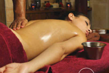 Vasuki Ayurveda - Ayurvedic Head, Neck, Back, and Shoulder Massage - Save 58%