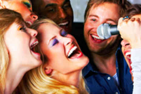 New World Cafe - Private Karaoke Booth for Ten and Sharing Platter - Save 86%