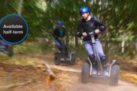 Segrally - Weekday Segway Rally for one - Save 60%