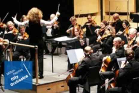 Milton Keynes City Orchestra - One The Royal Salute Concert Tickets - Save 57%