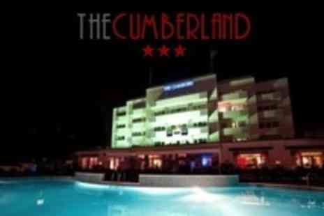 The Cumberland Hotel - One Night Stay For Two With Breakfast and Dinner Plus Coffee and Cake - Save 52%