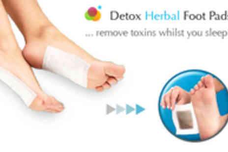 Buyitnowgifts - Detox Herbal Foot Pads - Save 65%